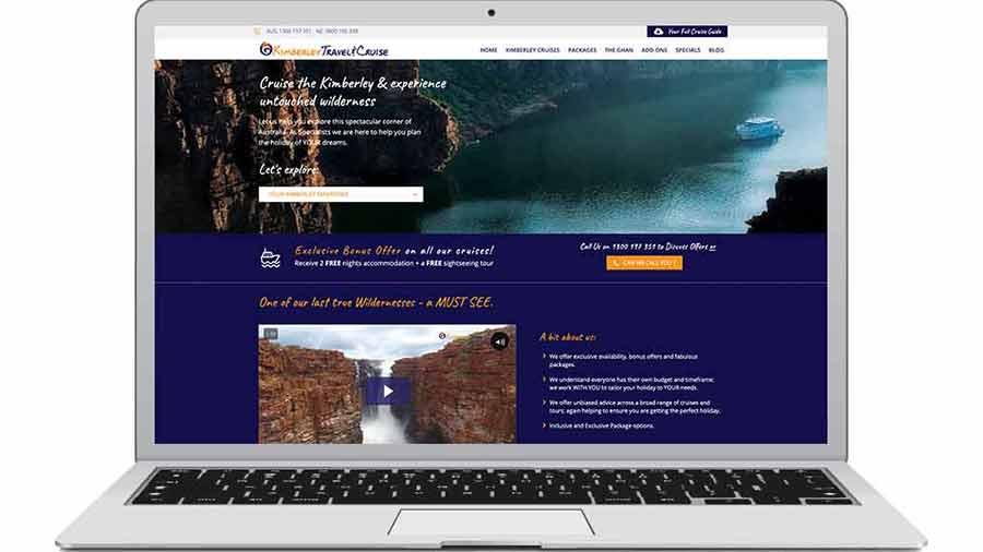 Kimberley Website & Google Ads